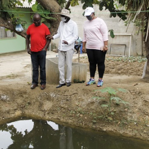 Climate Change Project supports adaptation initiative for fishing communities